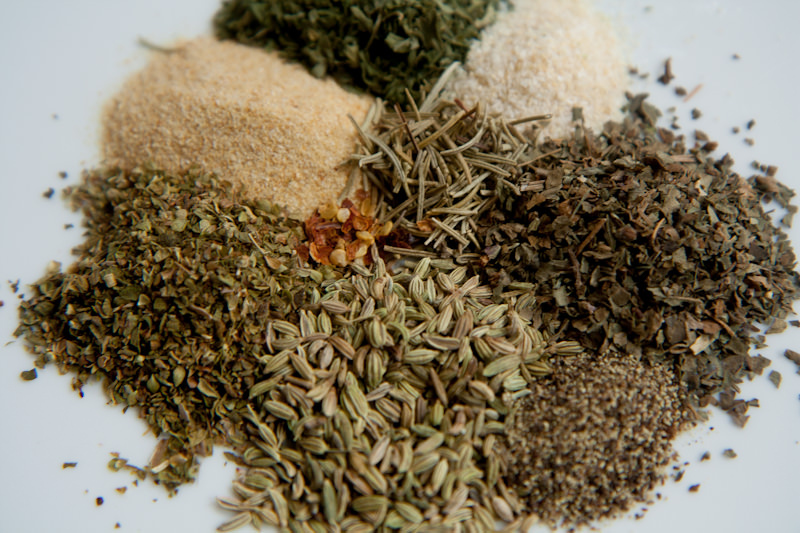 spices for sausage
