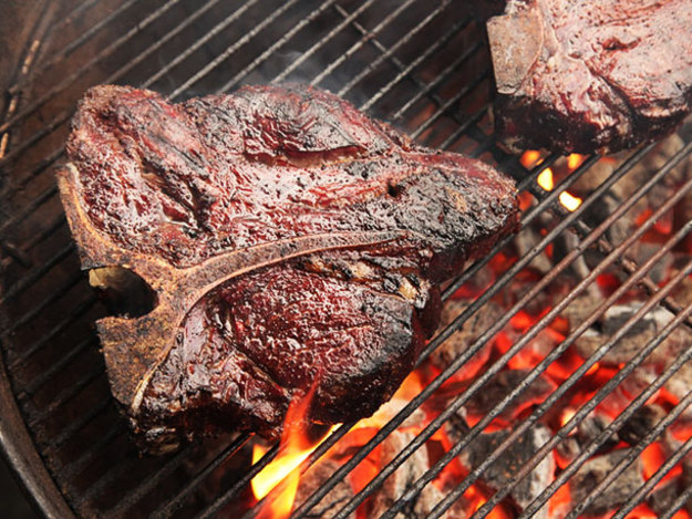 smoking a steak reverse sear method