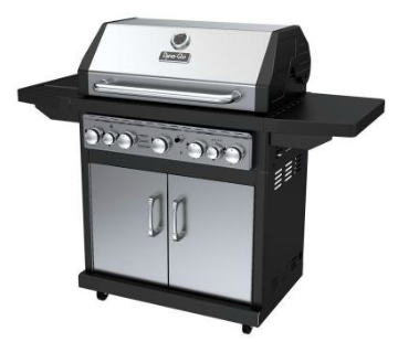 Gas grill buy under 500