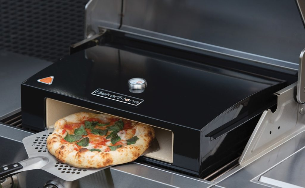 Pizza OVen Box Gas Grill