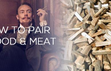 wood pairing meat smoker