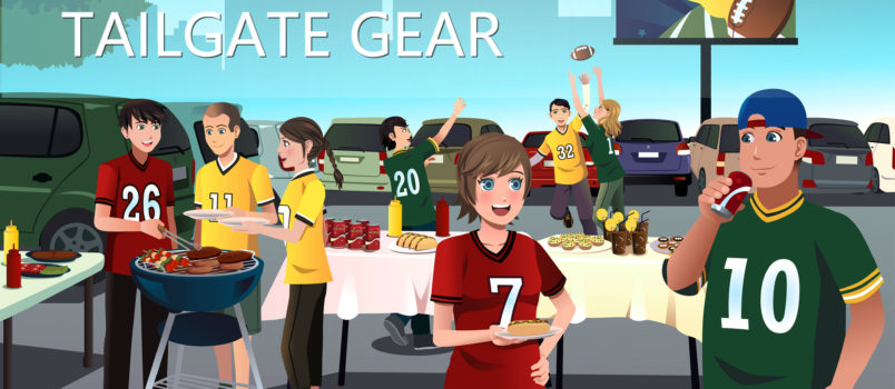 best tailgating gear and accessories