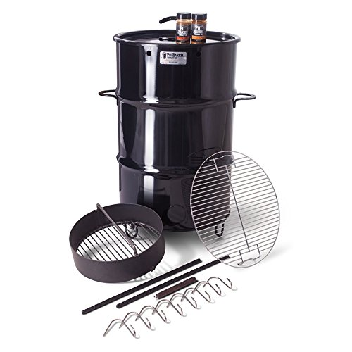 Best drum barrel smoker