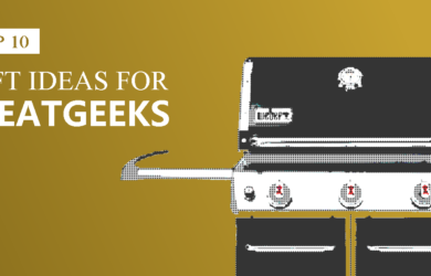 10 GIFT IDEAS meatgeeks
