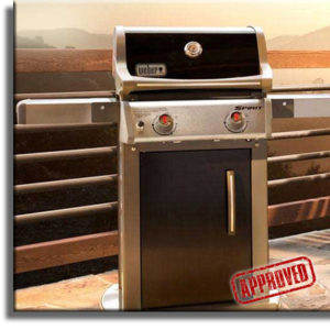 gas grill gift idea $500