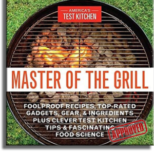 grilling gift book