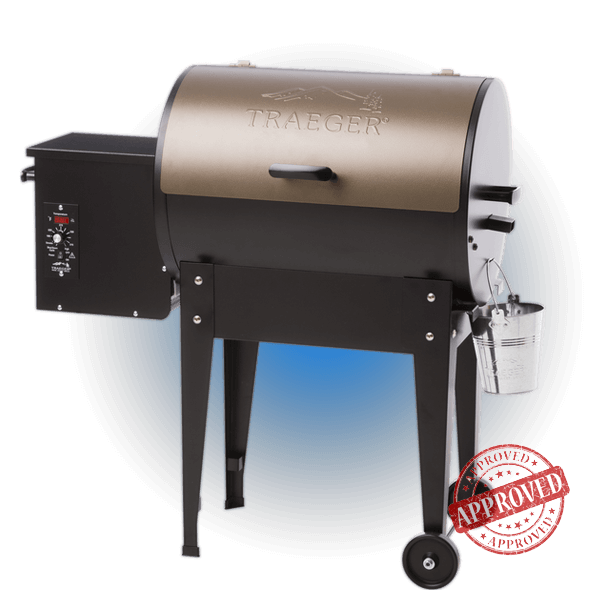 reviewing the traeger jr
