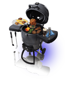 Broil King Charcoal green egg style