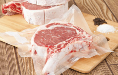 Best ways to freeze meat