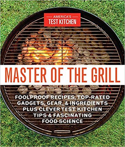grilling guide book