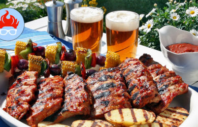 pairing meat with drinks