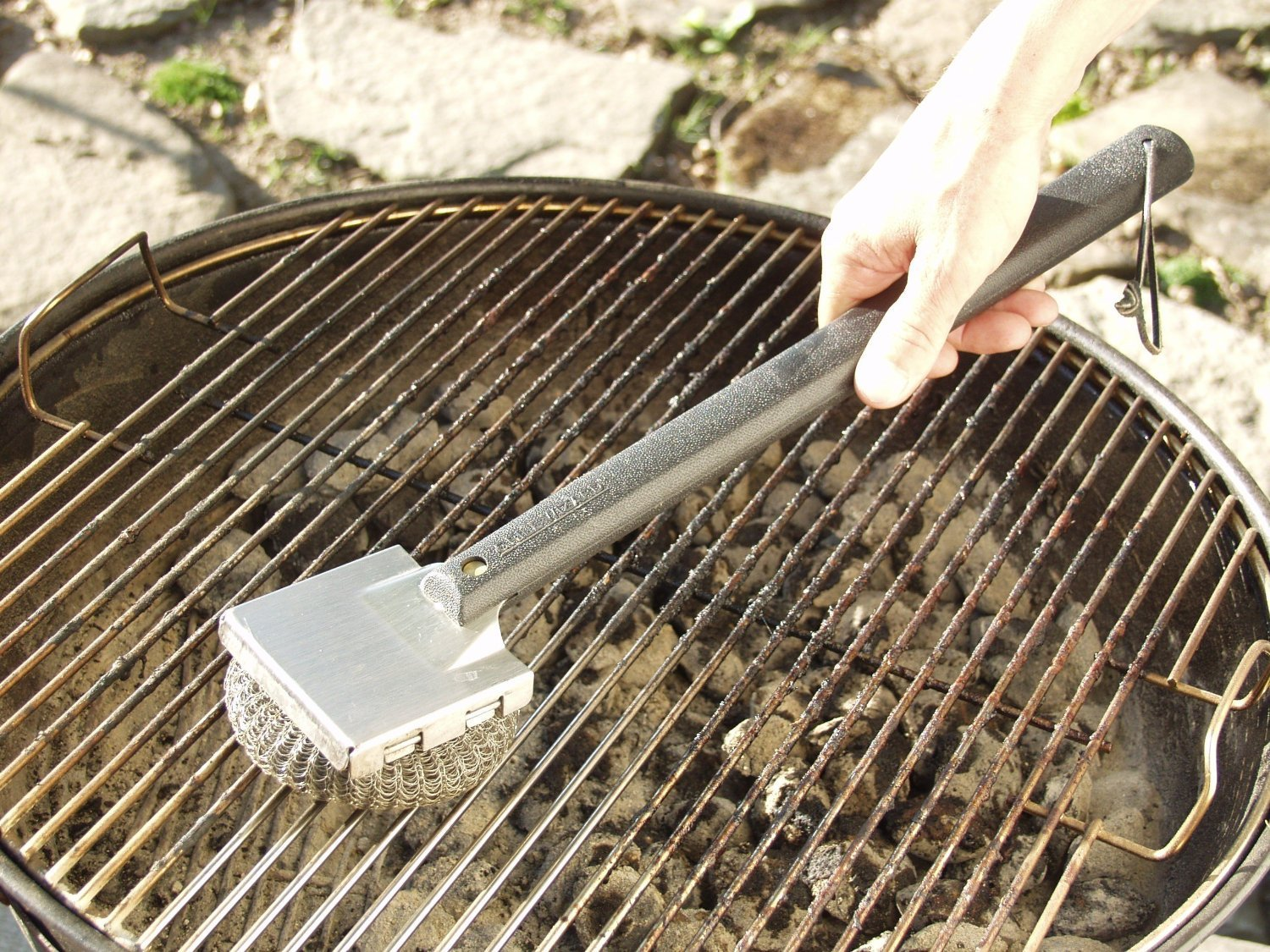 Grill Wizard's Brush