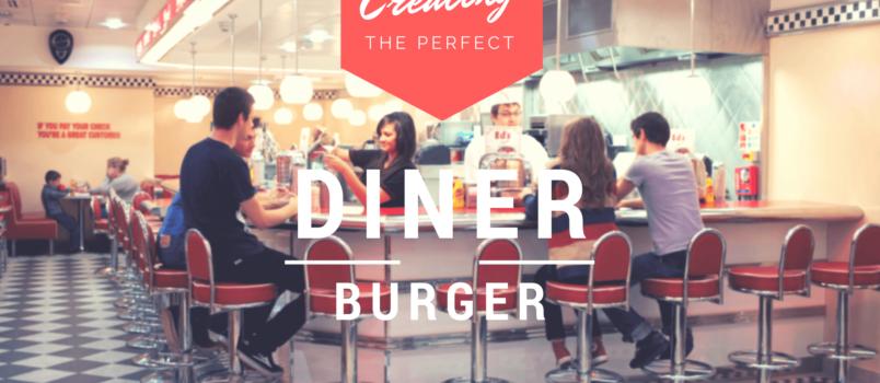 best simple diner burger