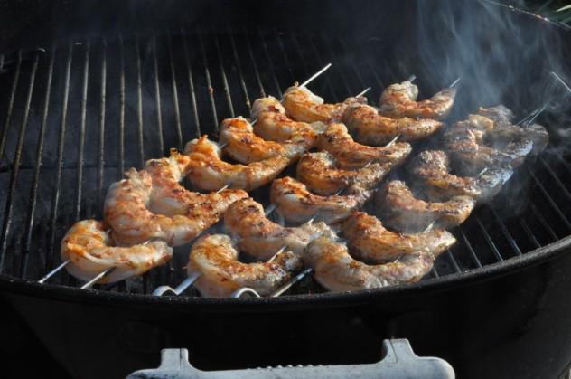 smoke shrimp