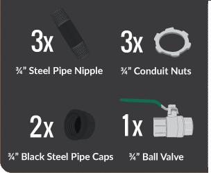 uds build parts