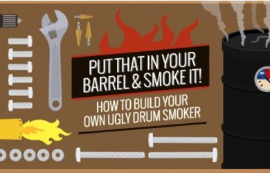 how to drum smoker