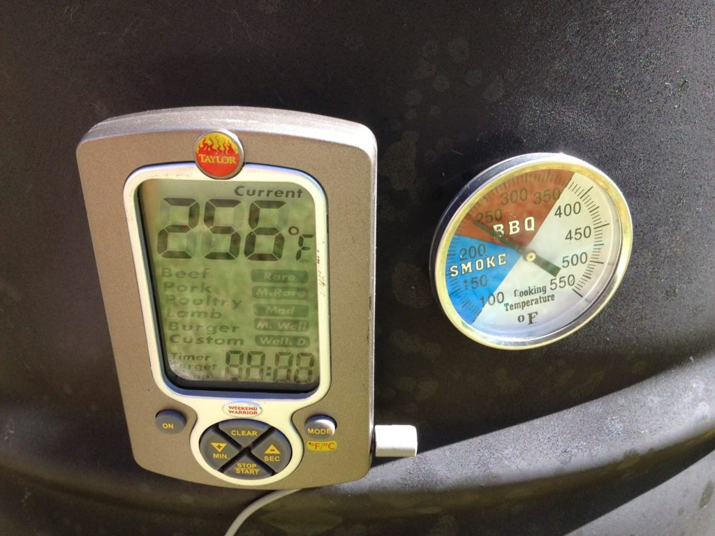 thermometer on uds not working