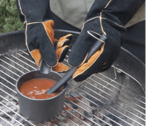best leather food gloves