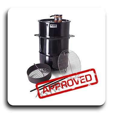 Best drum barrel smoker