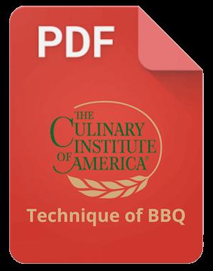 culinary of america institute pdf