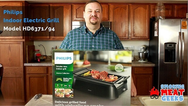 TESTING THE BEST-RATED INDOOR SMOKELESS GRILL 1