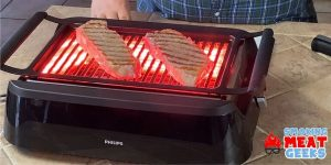 WHY WOULD YOU WANT AN INDOOR ELECTRIC GRILL-