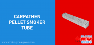 CARPATHEN PELLET SMOKER TUBE 1