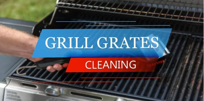 Grill Grates Cleaning featured