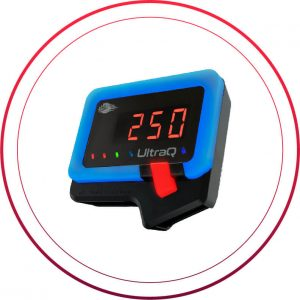 4 BBQ GURU ULTRAQ thermometer