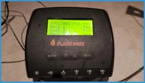 FLAME BOSS 500 base unit functions