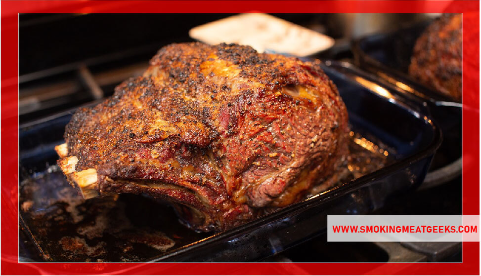 BEST PRIME RIB cooking