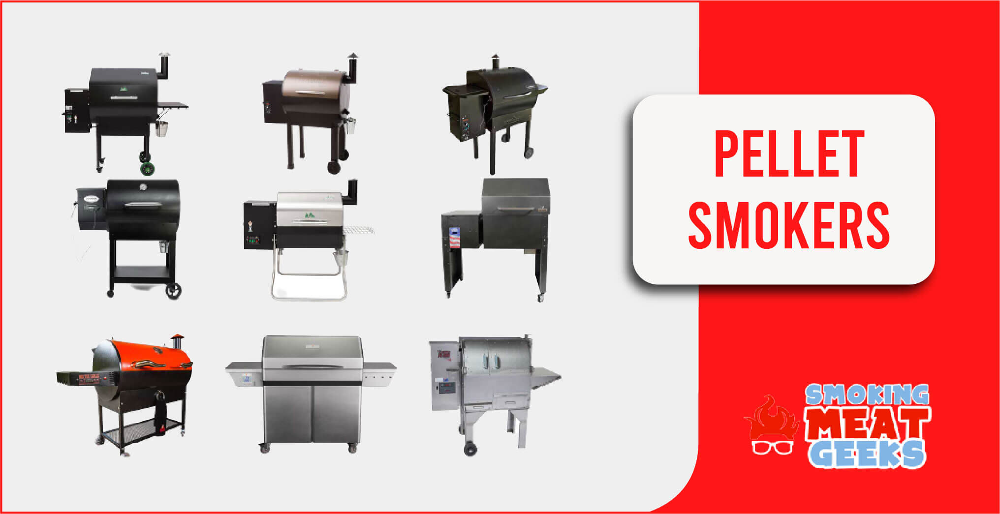 PELLET SMOKERS featured image
