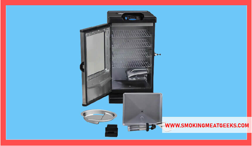 parts of electric smoker