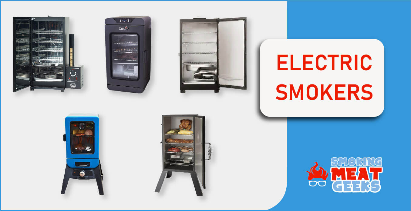 ELECTRIC SMOKER FEATURED IMAGE