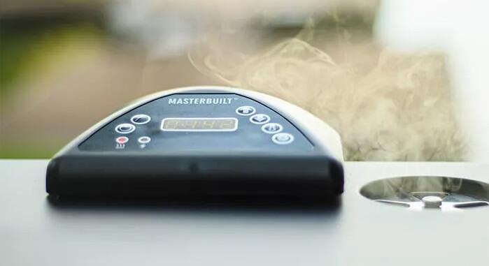 digital controls of MASTERBUILT MB20071117