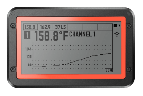 FBX2-FRONT thermometer
