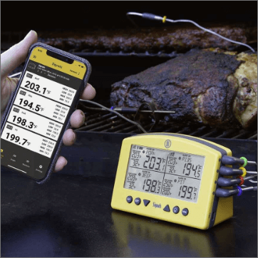 Wi-Fi / Smart thermometer
