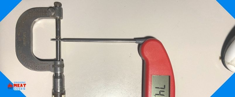 comparing probe thickness with the MK4