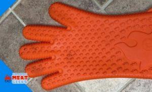 after washing glove