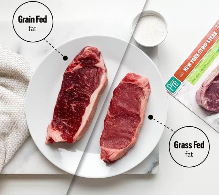 comparing intermuscular fat
