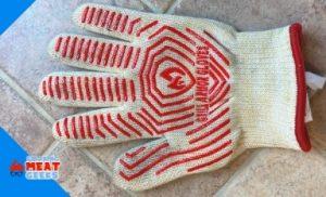 cleaned glove