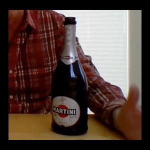 Asti Spumante Bottle