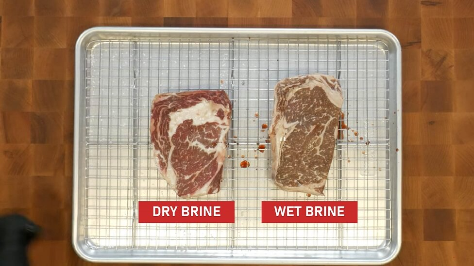 DRY And WET BRINE Meat