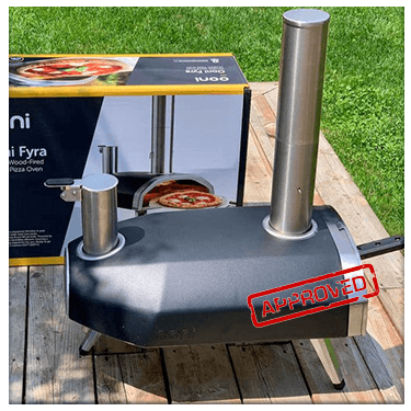 pizza oven gift