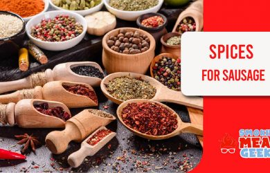 Spices for sasuage Featured image