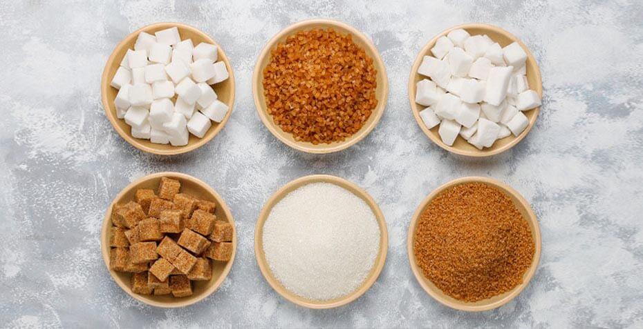 Sugar for sasuage