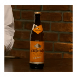wheat beer infused with grapefruit Bottle